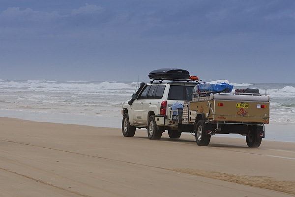 4X4 News: Speed Cameras on beaches