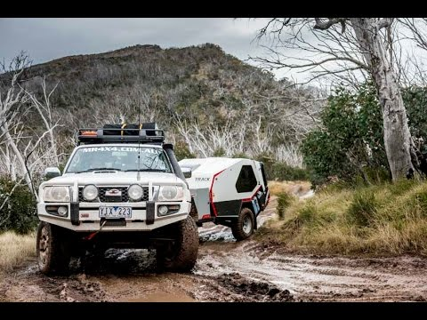4X4 Video From The Vaults: Pat Callinan's Victorian High Country
