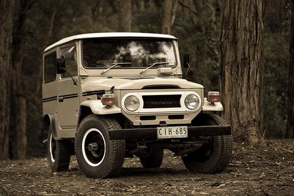 The ARB Icon Project 40 Series LandCruiser