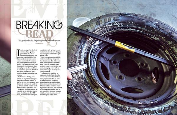 Pat Callinan's 4X4 Adventures Issue 017