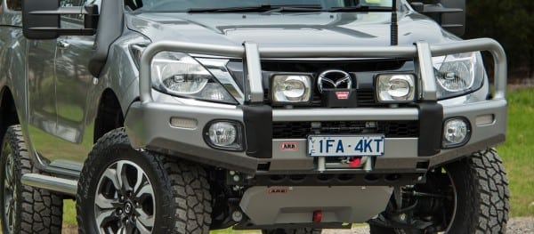 Mazda BT-50 Bullbar Summit ARB