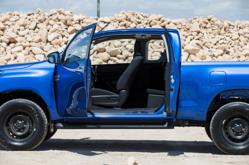 New 2016 Toyota Hilux: Pricing and Specs - Pat Callinan's 4X4 ...