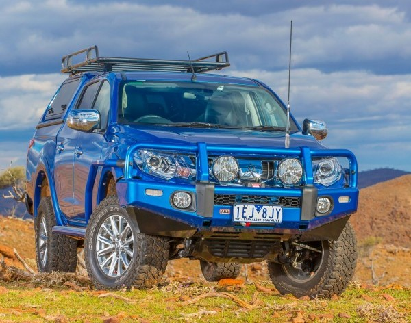 Mitsubishi Triton MQ Accessories