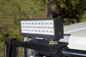 Fitment of a light bar like this in Western Australia isn't deemed legal.