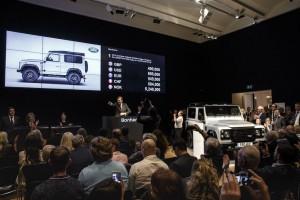 2,000,000 Land Rover